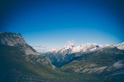 Imagine de stoc gratuită din cer, frig, iarnă, lanț montan