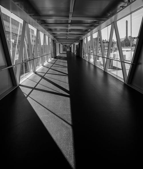강철, 건축, 금속, 내부의 무료 스톡 사진