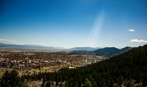 Free stock photo of Helena, Montana, mount helena