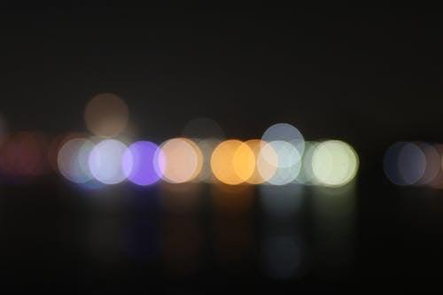 คลังภาพถ่ายฟรี ของ กลางคืน, ดิสโก้, ปาร์ตี้, พร่ามัว