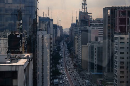 Ingyenes stockfotó belváros, Brazília, építészet, építészet. város témában