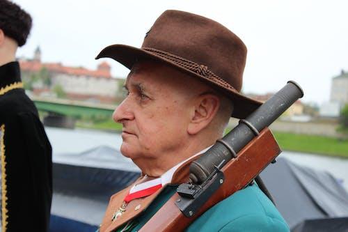 Free stock photo of krakow, poland, soldier