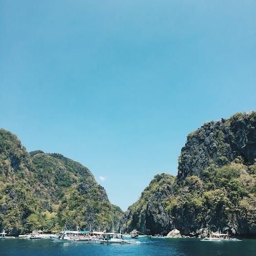 Δωρεάν στοκ φωτογραφιών με el nido, ακτή, Ασία, βάρκα