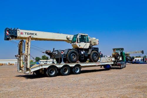 Free stock photo of excavator