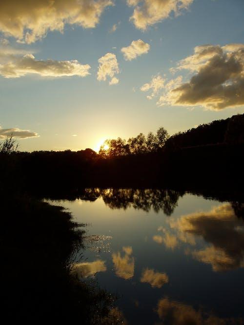 Fotos de stock gratuitas de agua, cielo, noche, oscuro