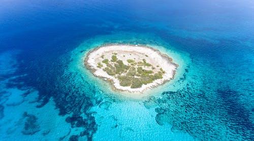 cennet, deniz kıyısı, deniz manzarası, doğa içeren Ücretsiz stok fotoğraf
