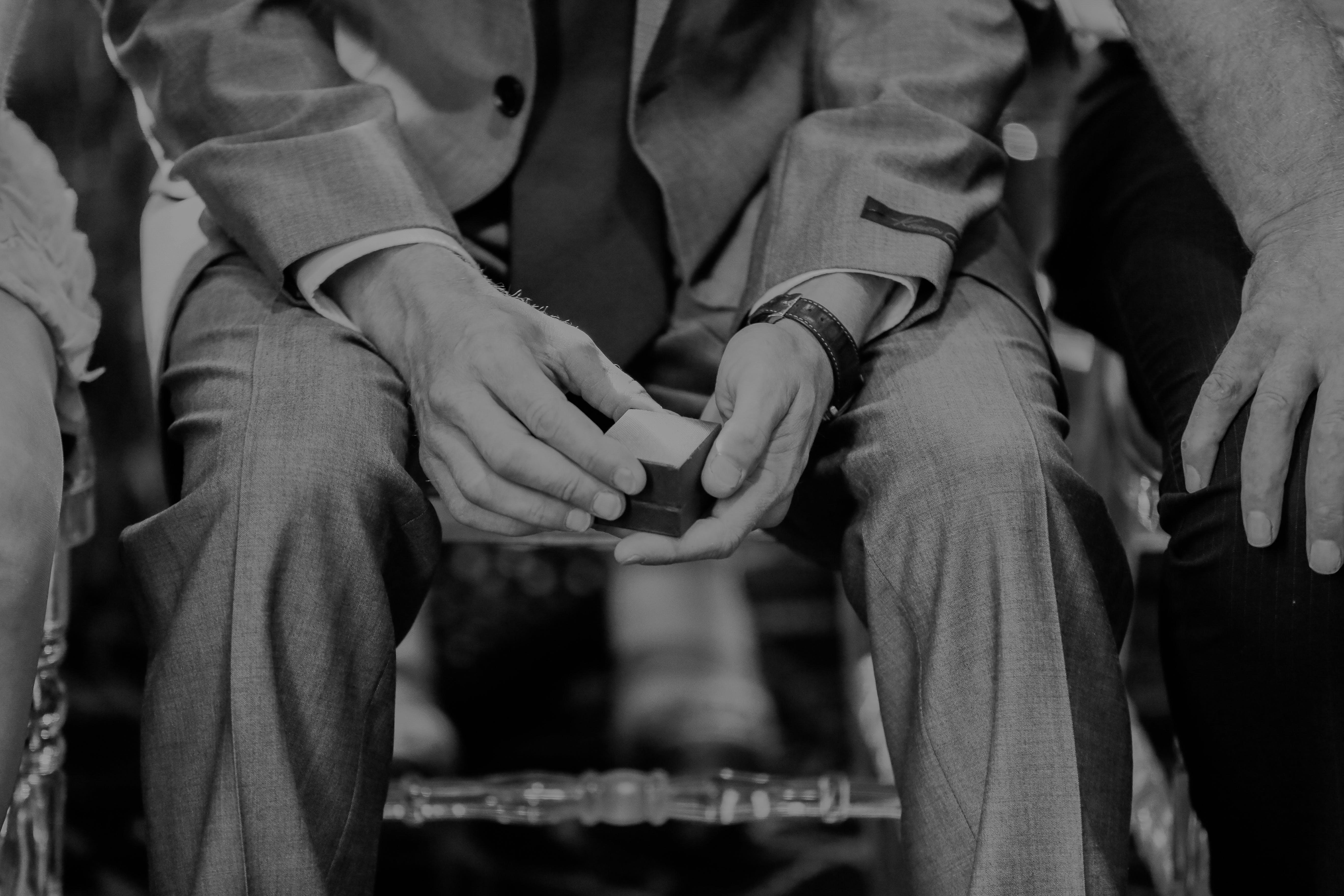 Free stock photo of ceremony, wedding, wedding ring, groom