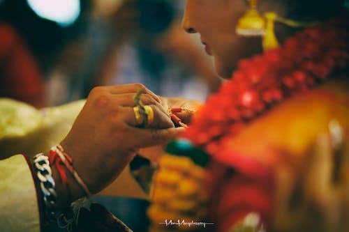웨딩, 전통, 전통 결혼식, 케 랄라의 무료 스톡 사진