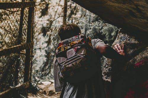 คลังภาพถ่ายฟรี ของ กระเป๋าเป้, คน, บุคคล, ผู้ชาย