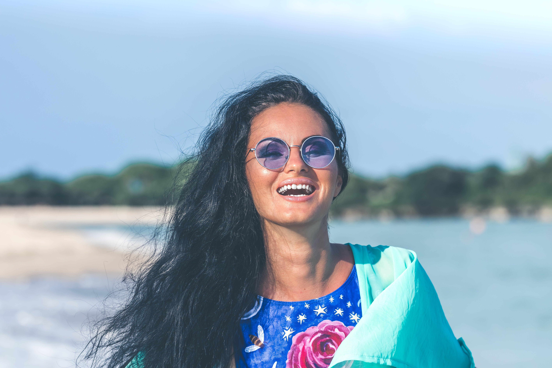γυαλιά ηλίου, γυναίκα, ελκυστικός