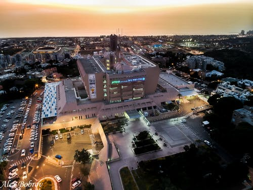Free stock photo of aerial shot, Carmel, carmelhospital