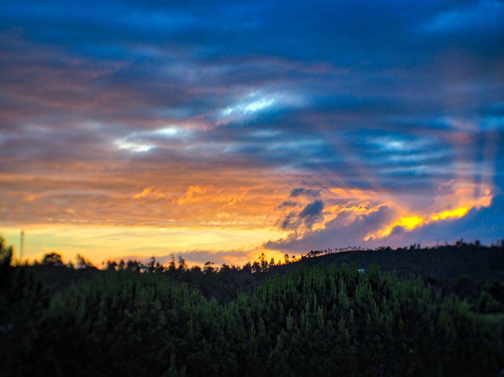 Gratis lagerfoto af hdr, himmel, landskab