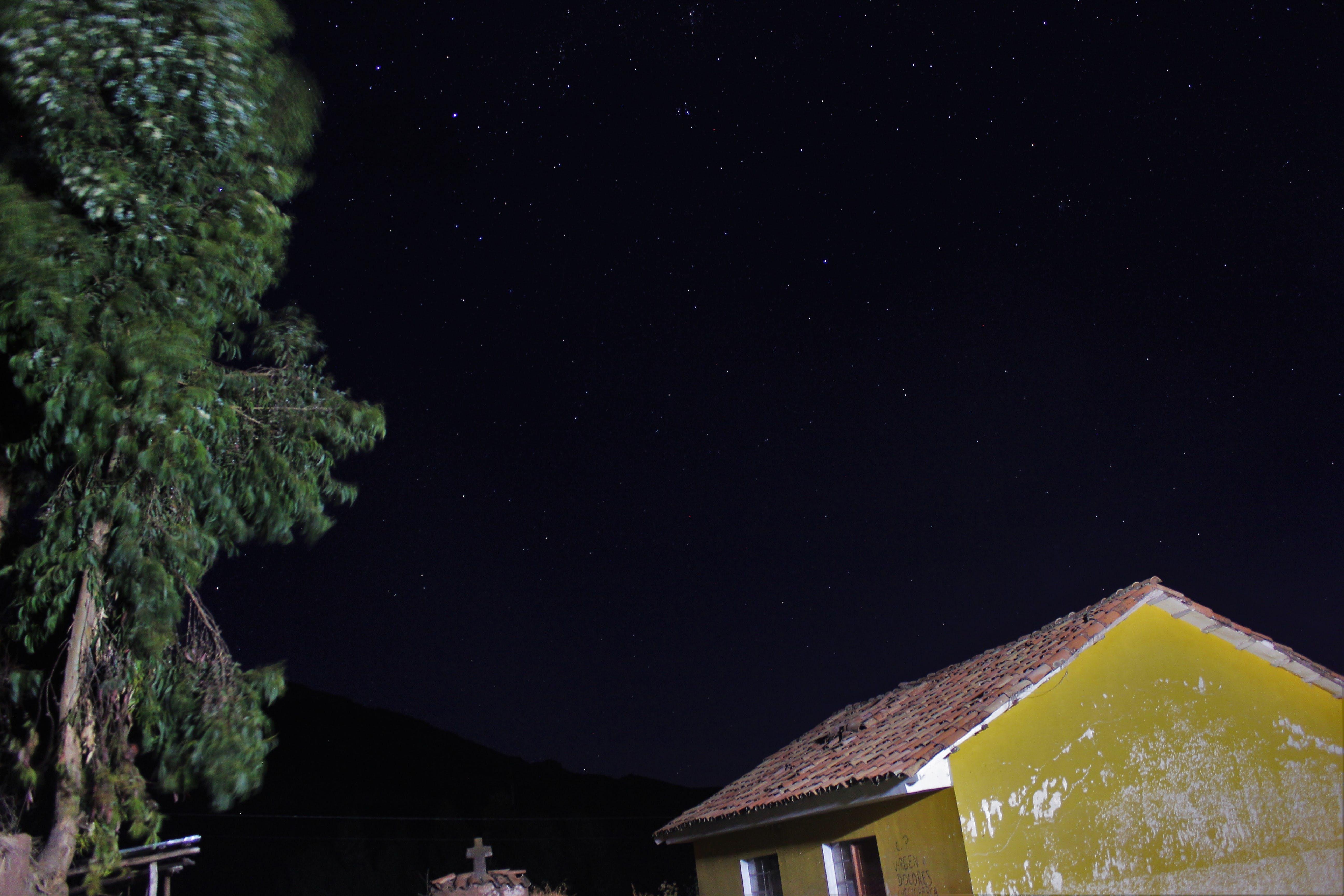 Free stock photo of canon, constellation, night, sky