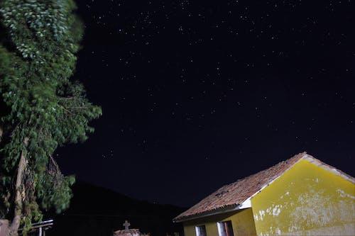 Základová fotografie zdarma na téma canon, hvězdy, noc, obloha