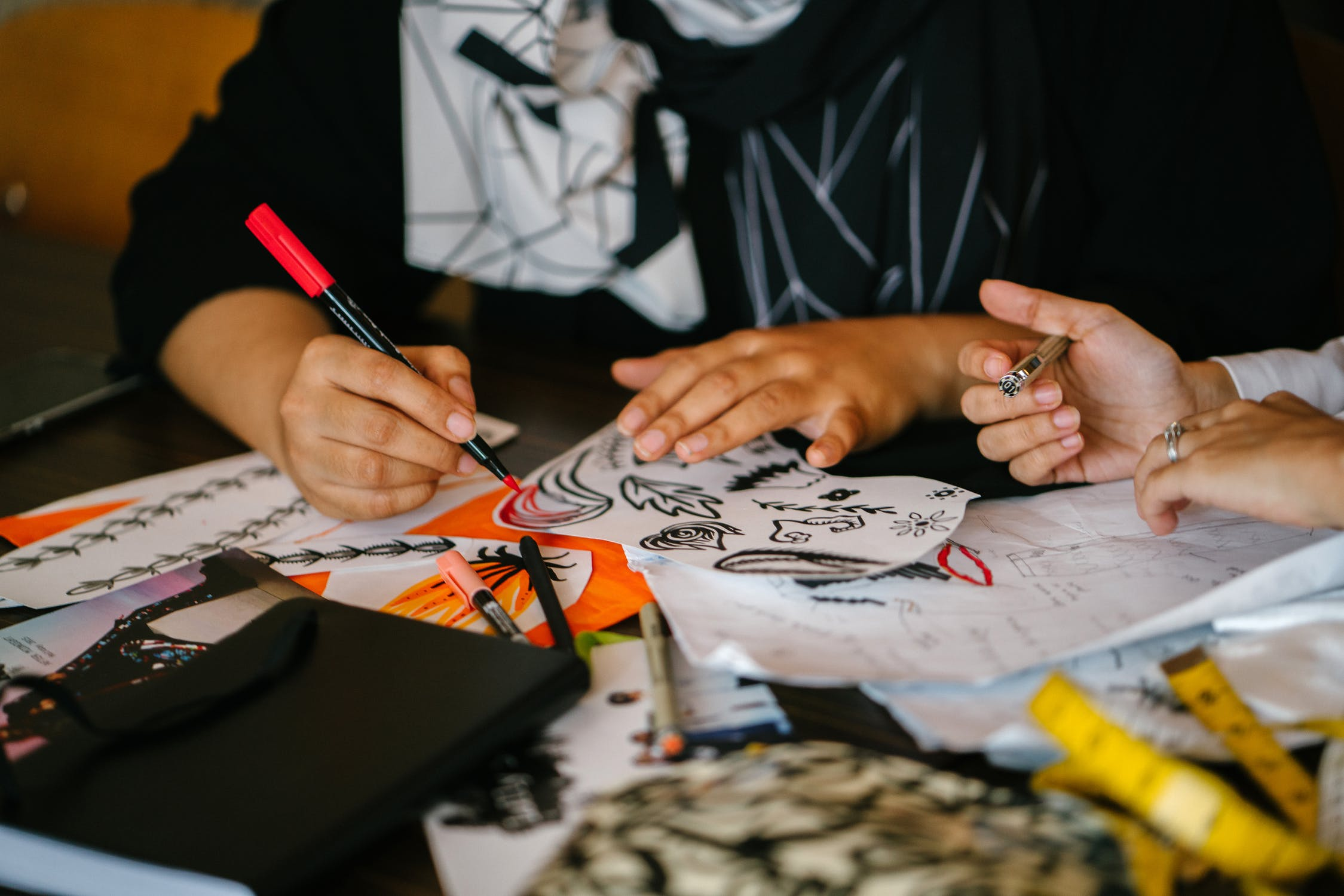 Drop-In Crafts for Adults