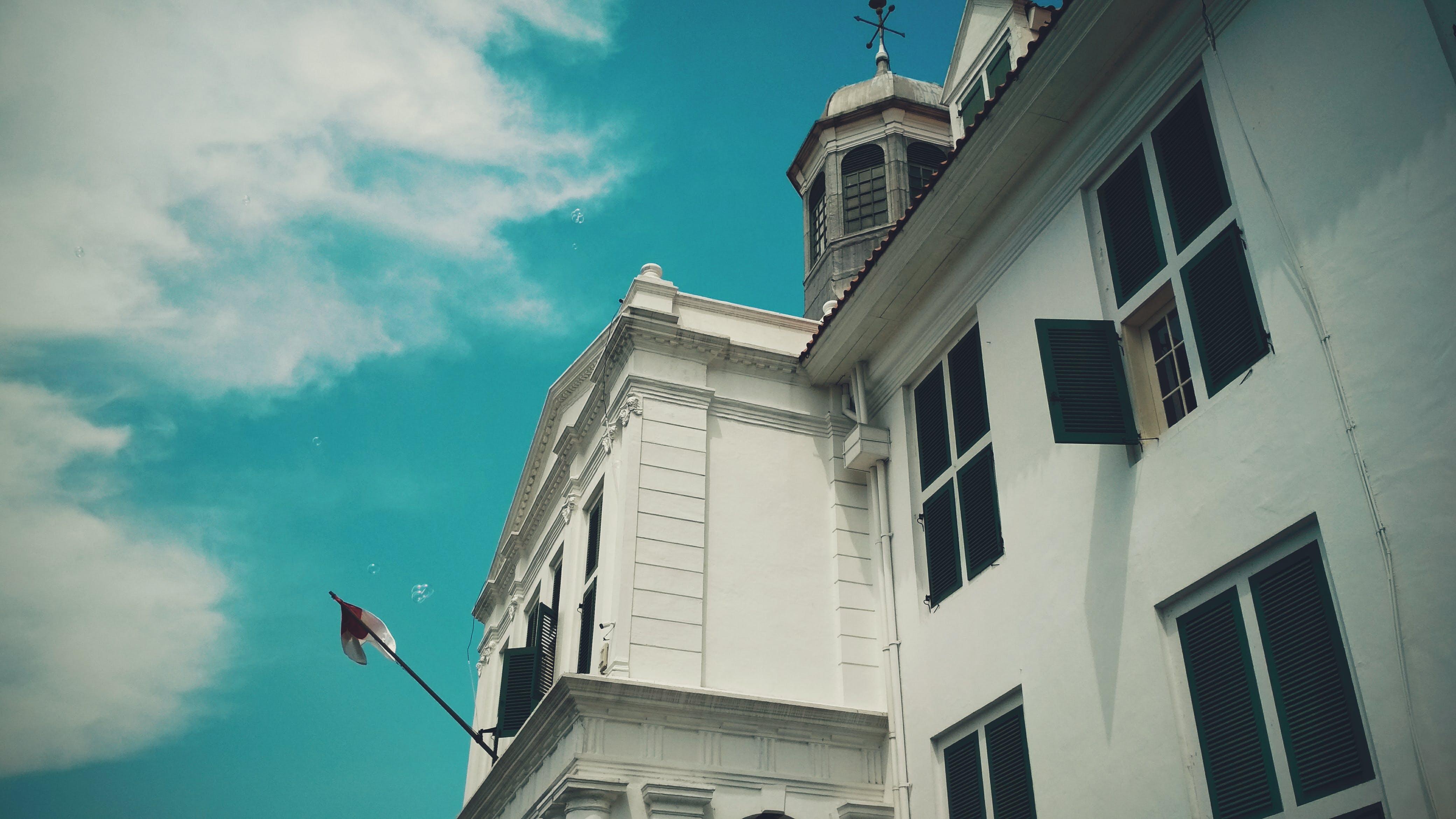 インドネシア, シティ, ジャカルタ, ビンテージの無料の写真素材