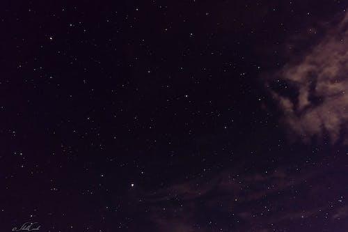 Immagine gratuita di astronomia, bianco e nero, cielo notturno, Filippine
