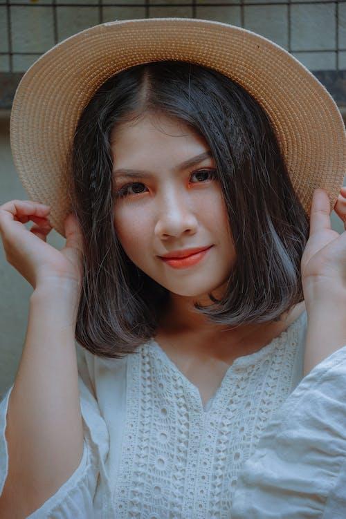 Kostnadsfri bild av attraktiv, elegant, flicka, fotografering