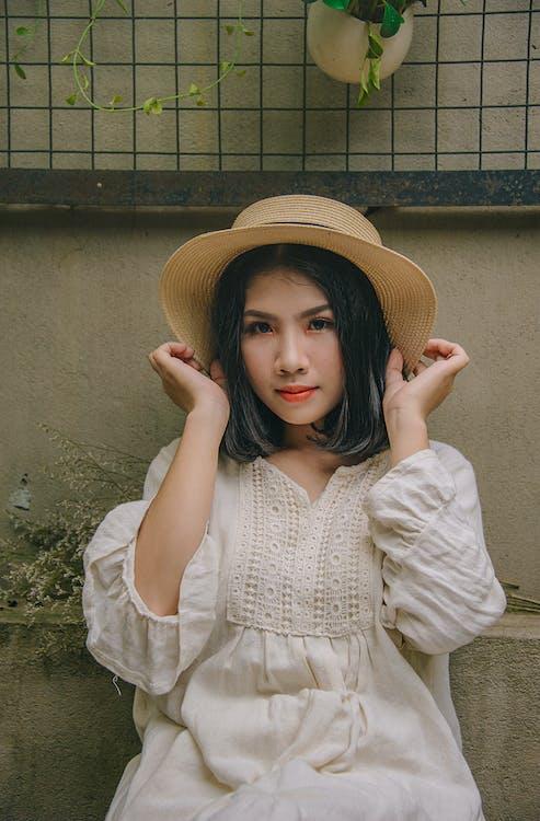 asiatin, asiatische frau, asiatische person