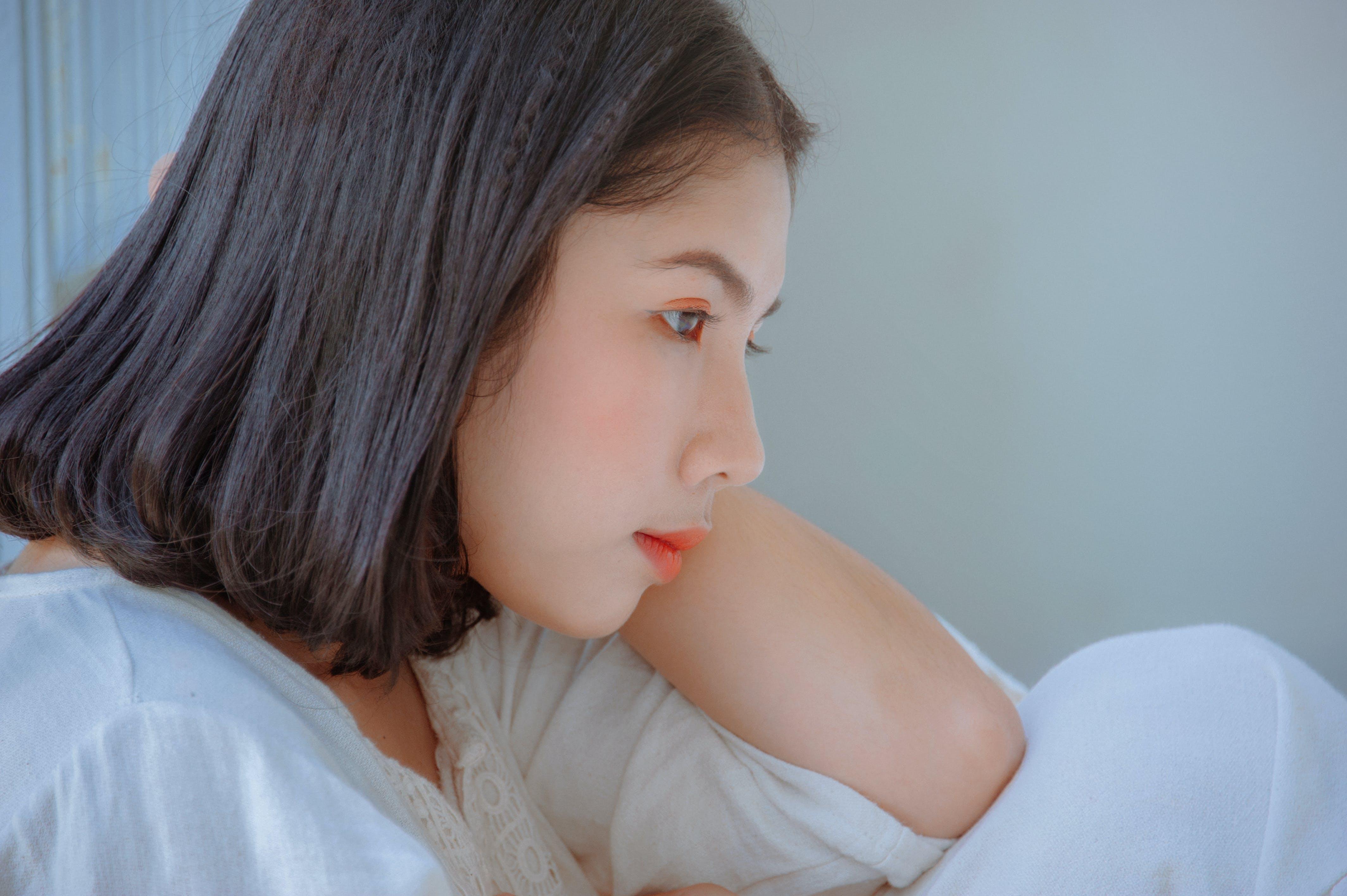 Ingyenes stockfotó ajkak, álló kép, aranyos, ázsiai lány témában