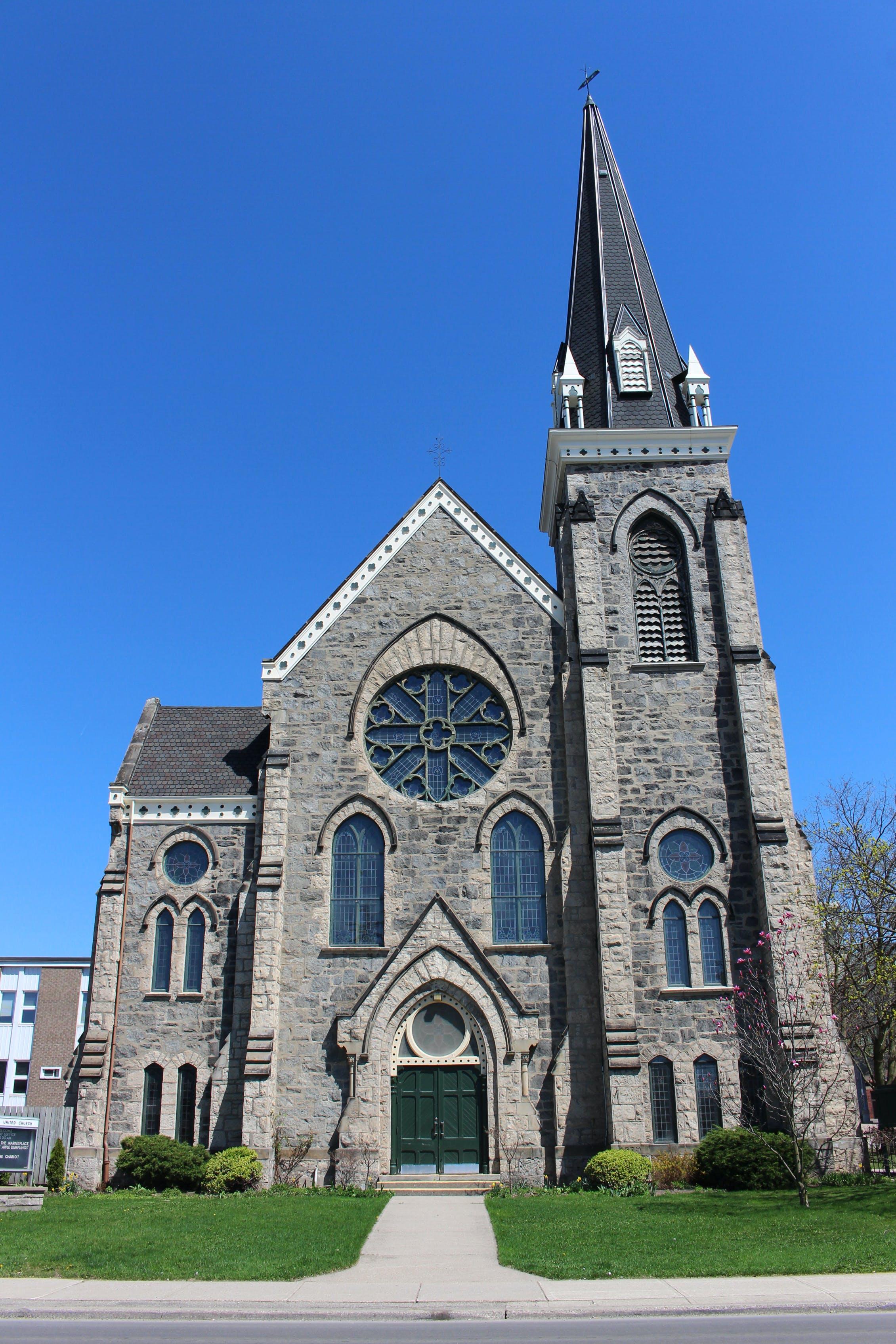 Free stock photo of architecture, canada, church, city