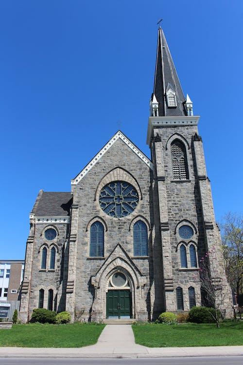 Photos gratuites de architecture, canada, église, ville