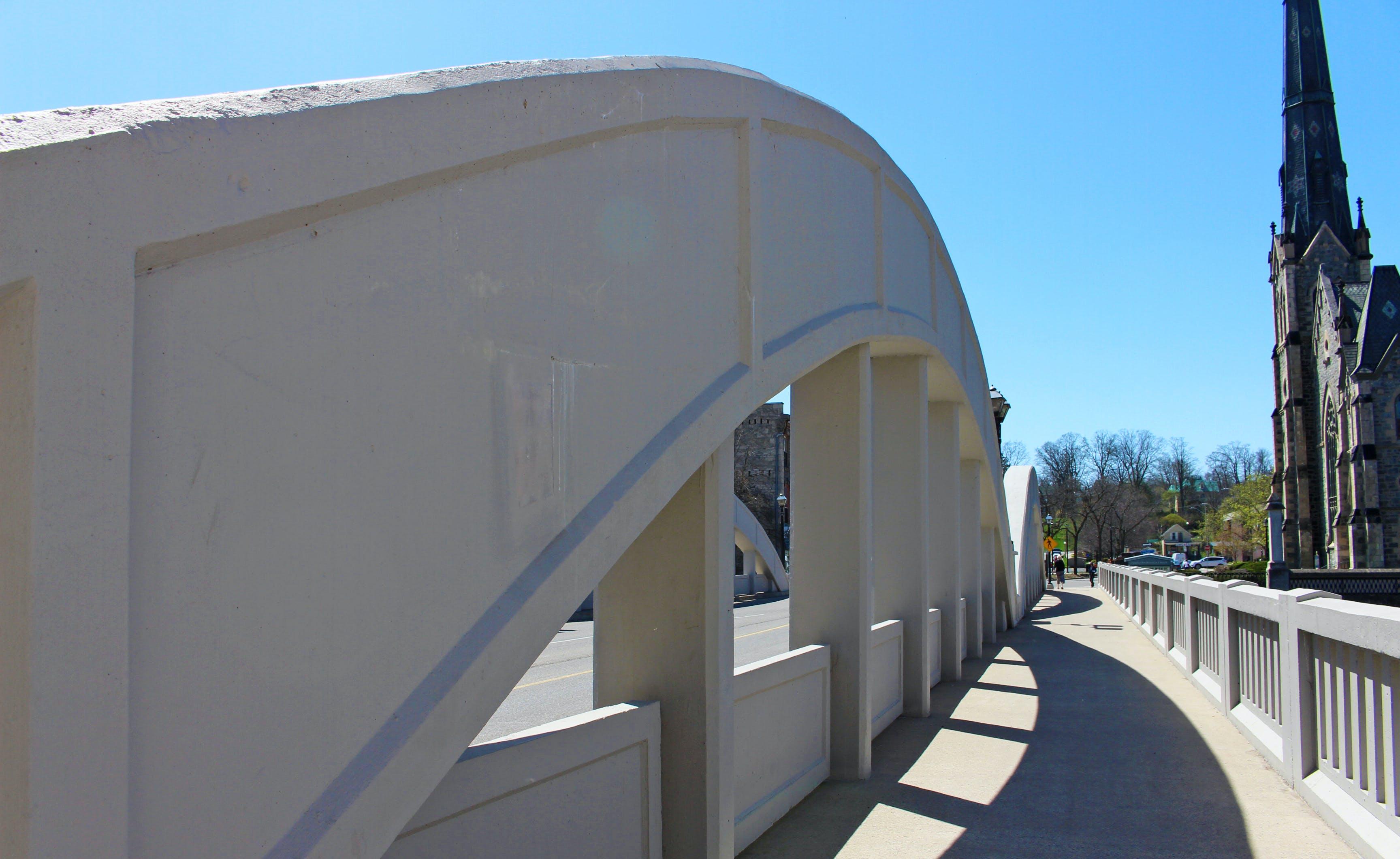 Free stock photo of architectural, architecture, brige, canada