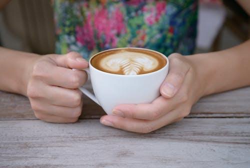 Foto profissional grátis de amor, arte, bebida, café