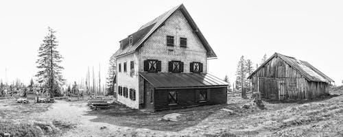 原本, 家人, 小屋, 屋頂 的 免費圖庫相片