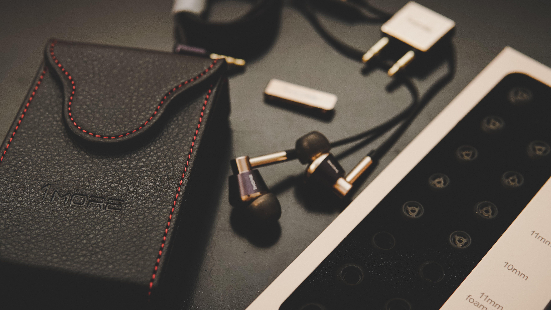 Free stock photo of earphone