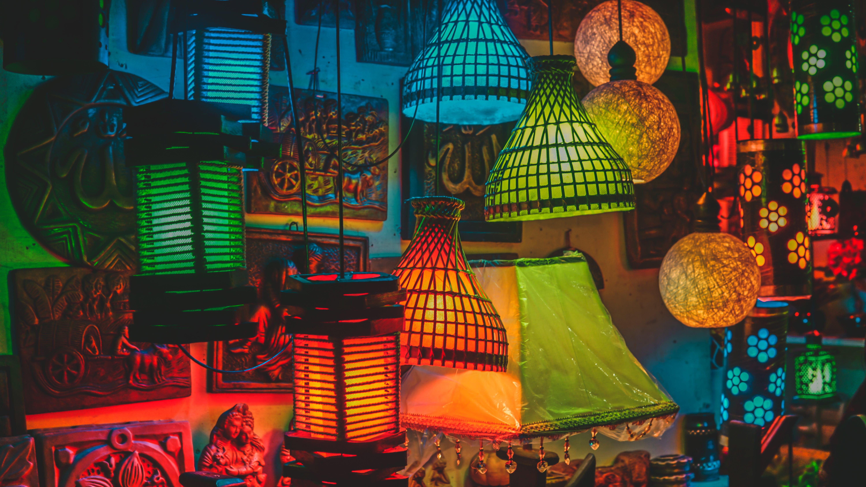 Free stock photo of Light Market