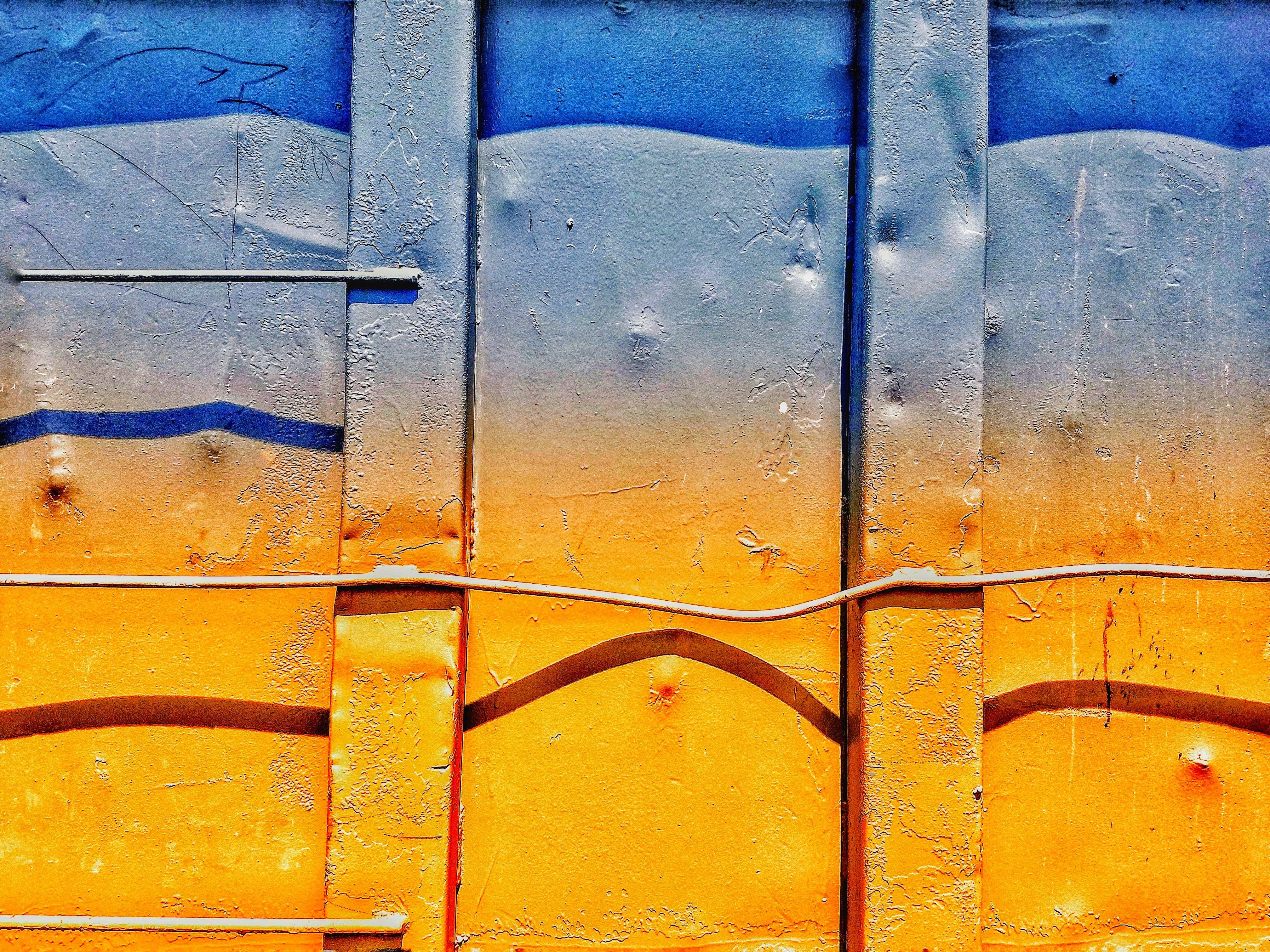 Gratis lagerfoto af arkitektur, blå, bygning, dagslys