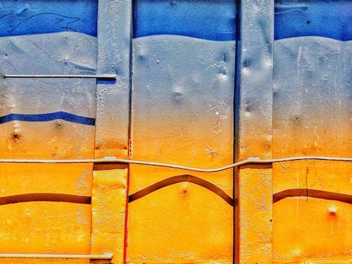 Бесплатное стоковое фото с архитектура, голубой, дизайн, дневной свет