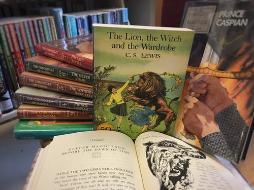 cs 루이스, 나니아, 도서관, 독서하는의 무료 스톡 사진