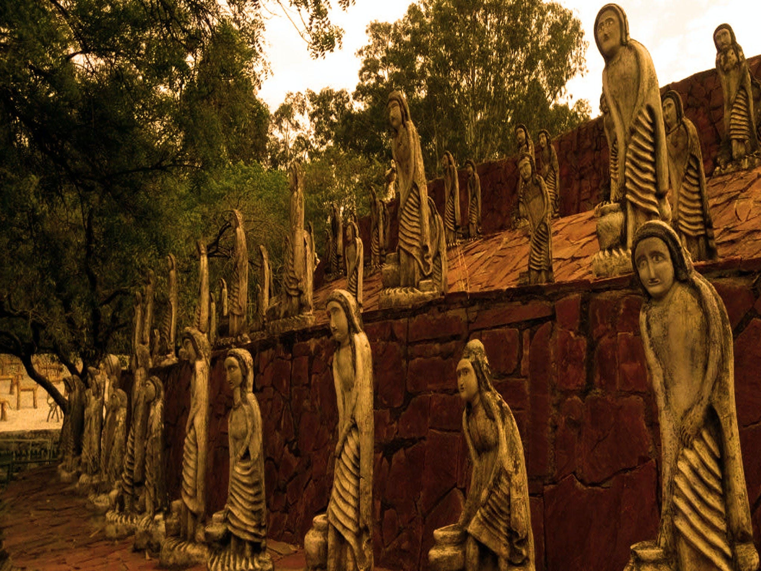 Free stock photo of buddhist temple, himalaya, statues, temple