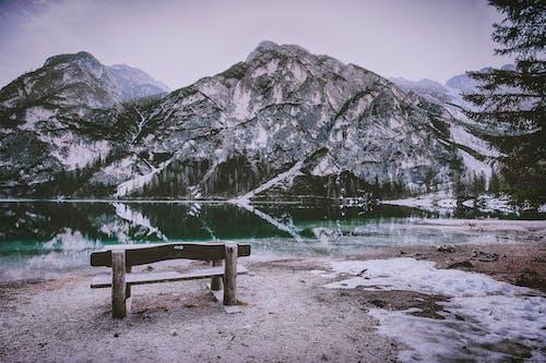 Ingyenes stockfotó festői, HD-háttérkép, hegy, hideg témában