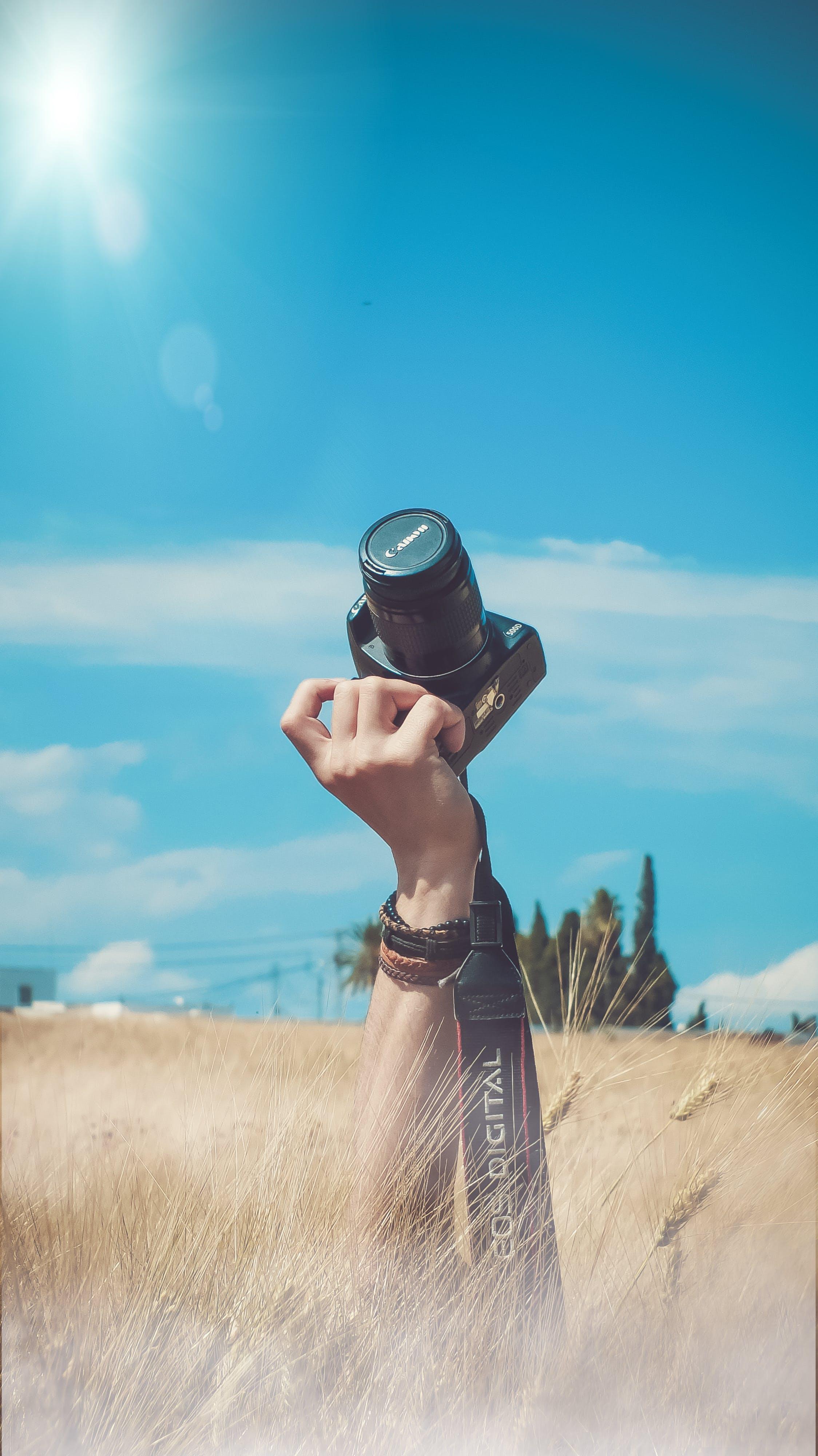 Gratis arkivbilde med avslapping, canon, fotograf, fritid