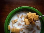 food, spoon, morning