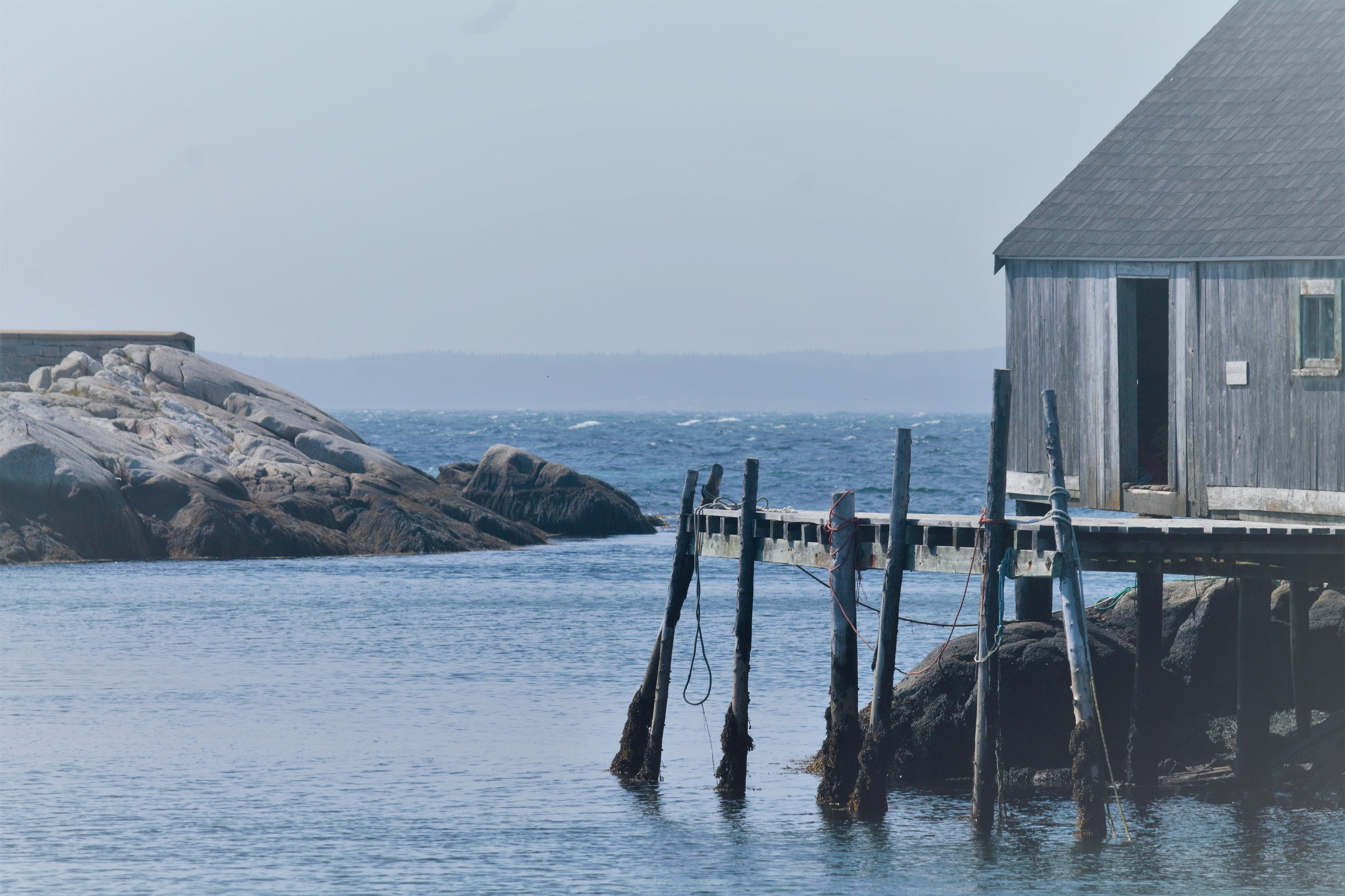 Free stock photo of cove, fishing village, oceanshore