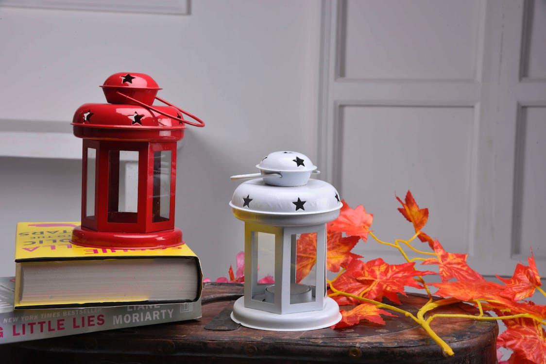 candelabro, criativo, decoração de casa
