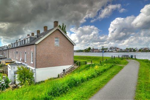 Gratis stockfoto met architectuur, bomen, buitenshuis, daglicht