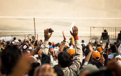 Fotobanka sbezplatnými fotkami na tému dav ľudí, hnedá, India, indiáni