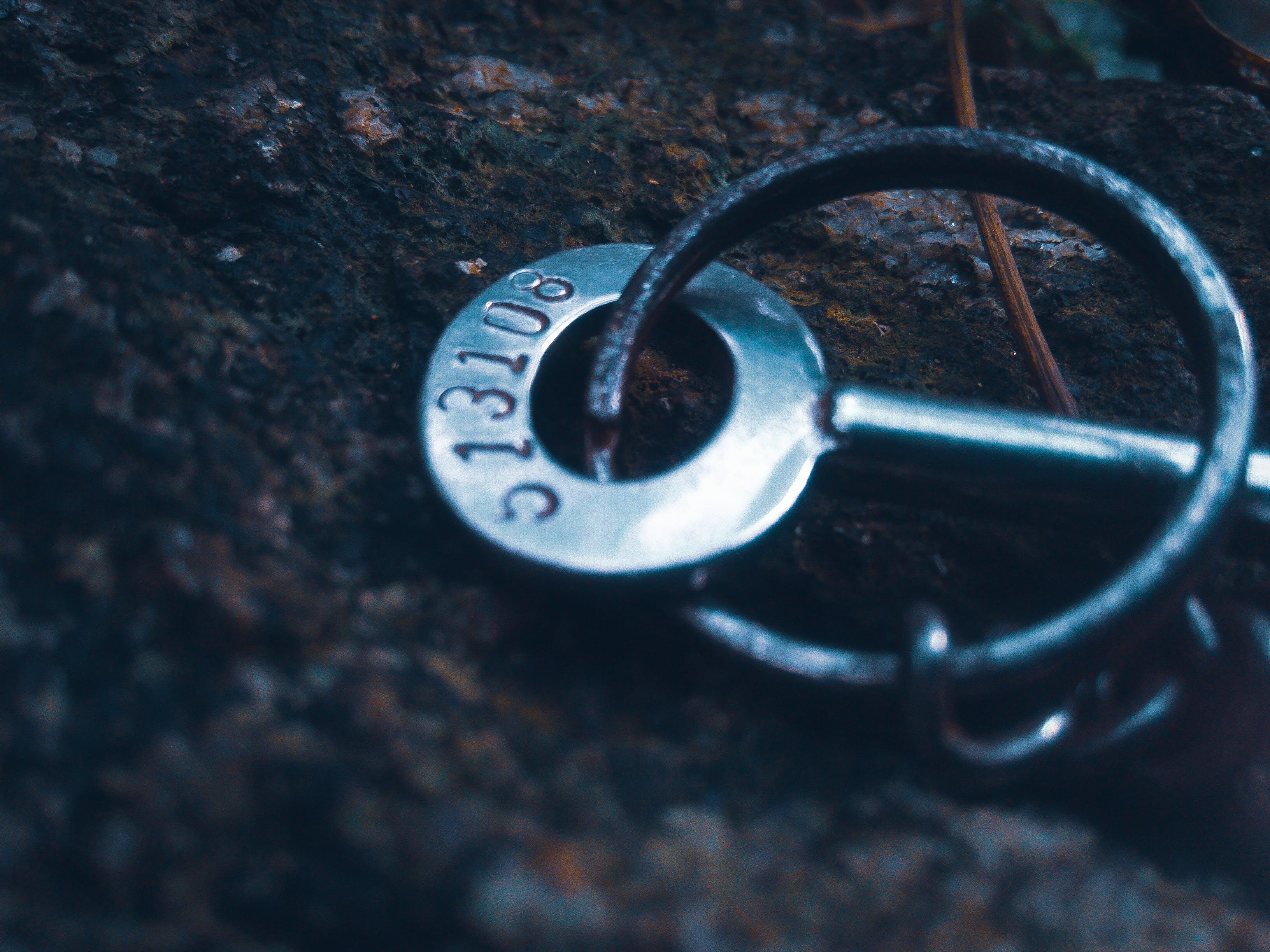 Skeleton Key on Ground