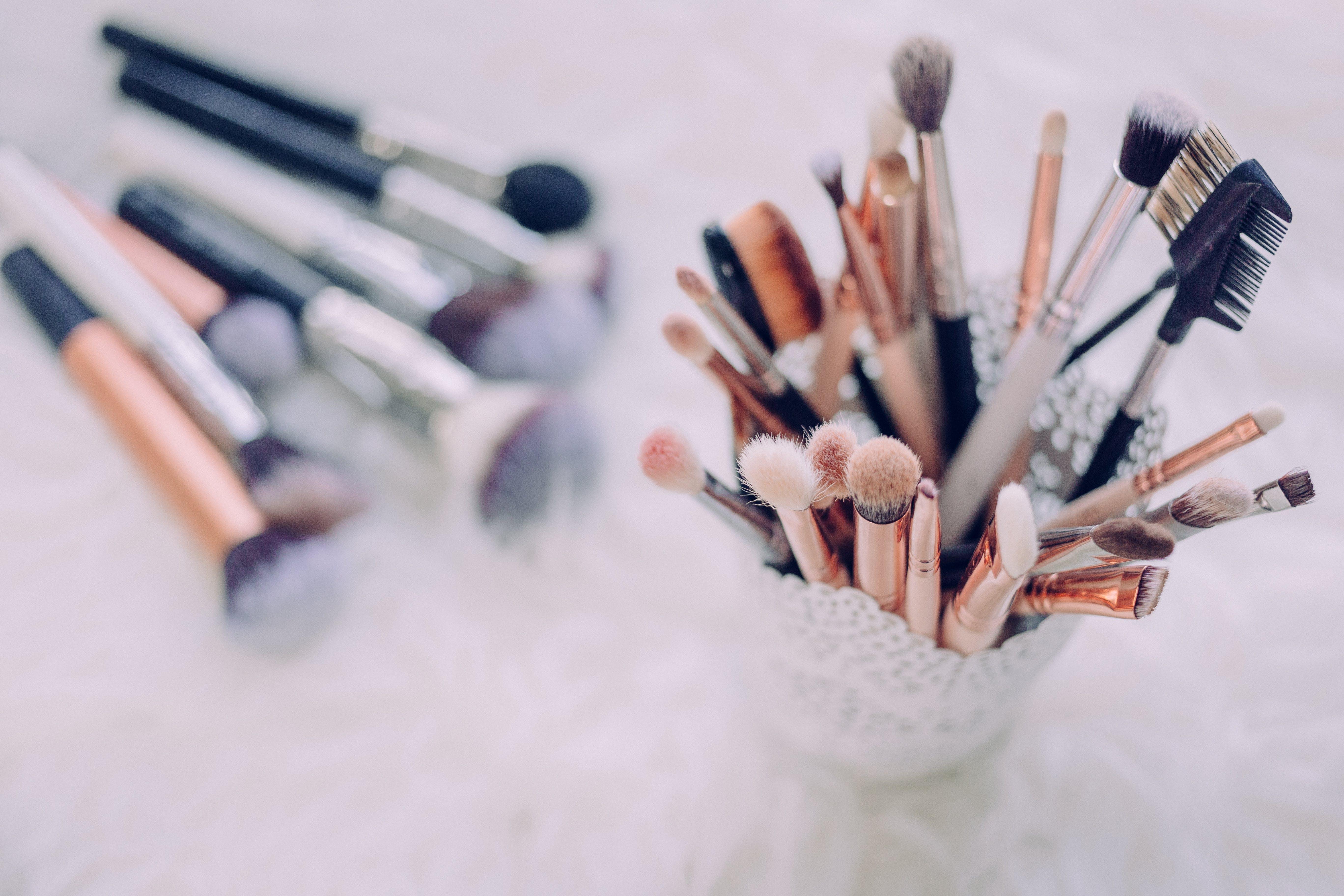 Assorted Makeup Brush Set