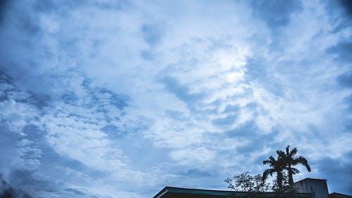 Kostnadsfri bild av abstrakt bakgrund, bakgrunder, bara himmel, cloud - sky