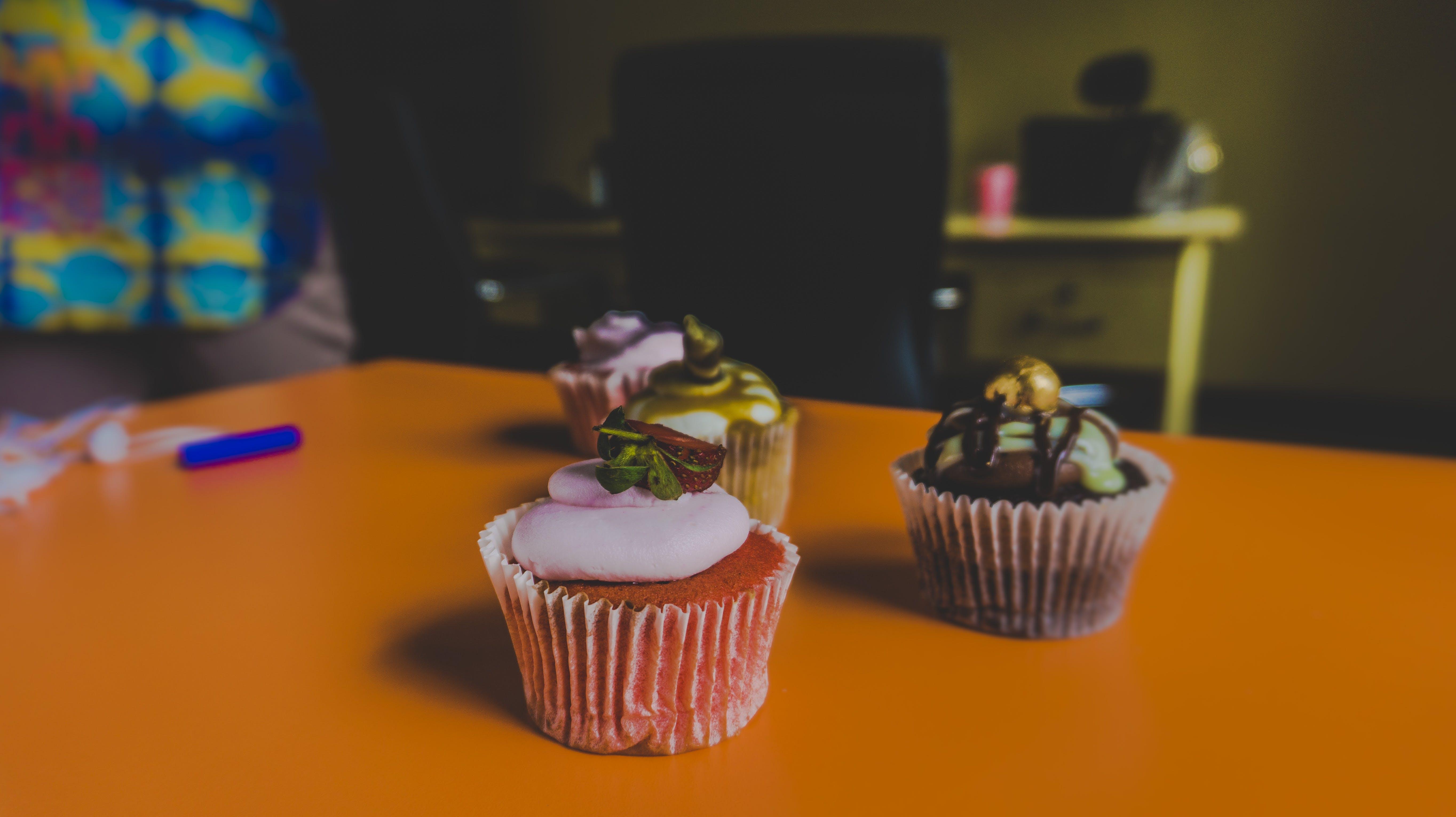 Free stock photo of baked, Baked Pastry Item, berry fruit, black background