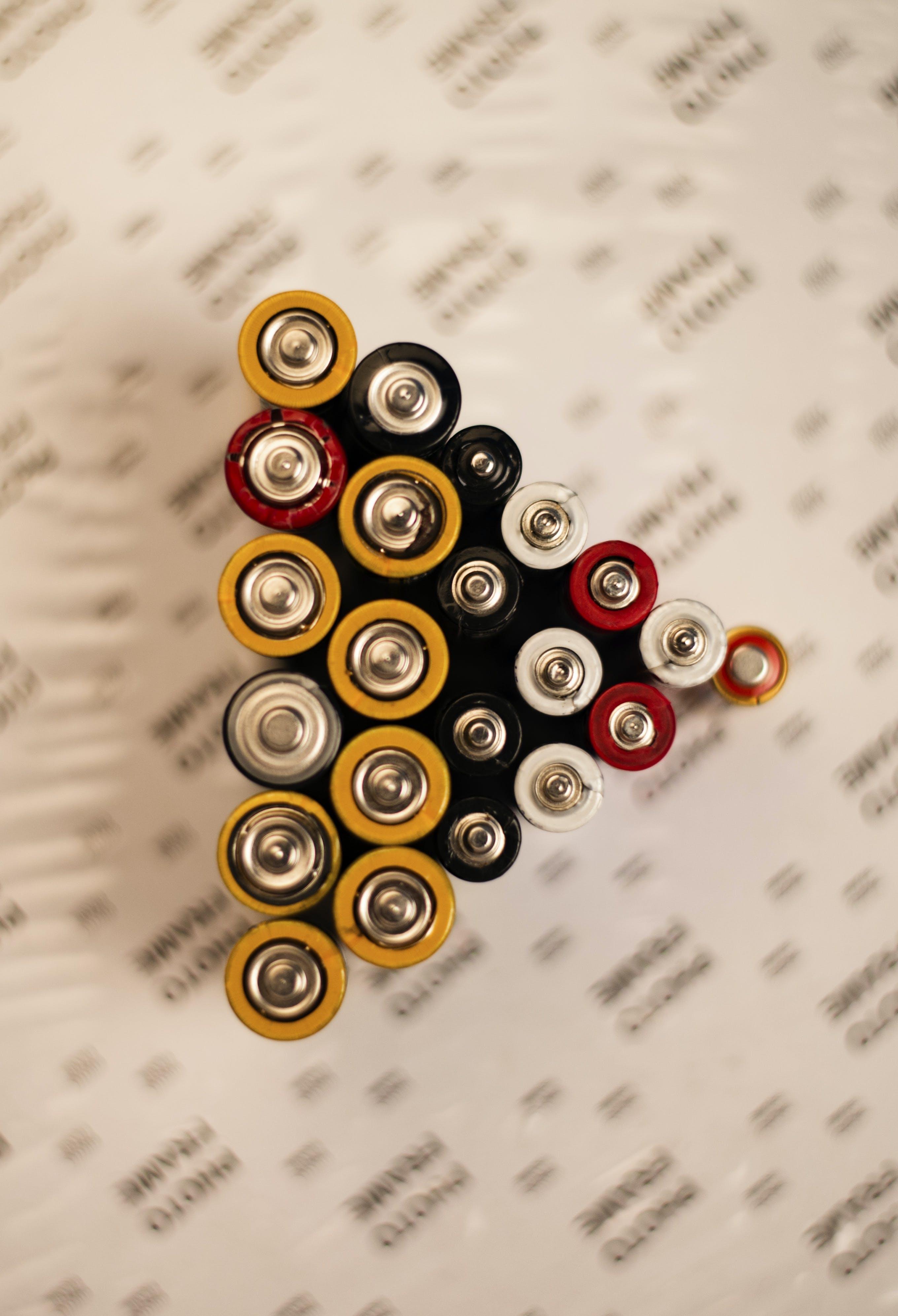Batteries Lot