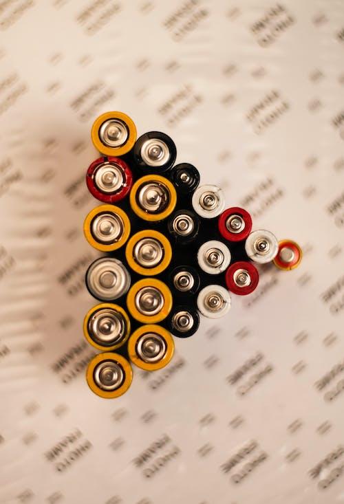 Foto profissional grátis de bateria