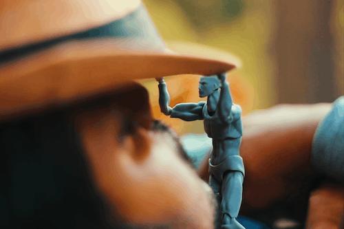 Photos gratuites de bodykun, homme, jouet miniature, miniature