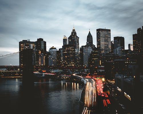 Immagine gratuita di vista del ponte